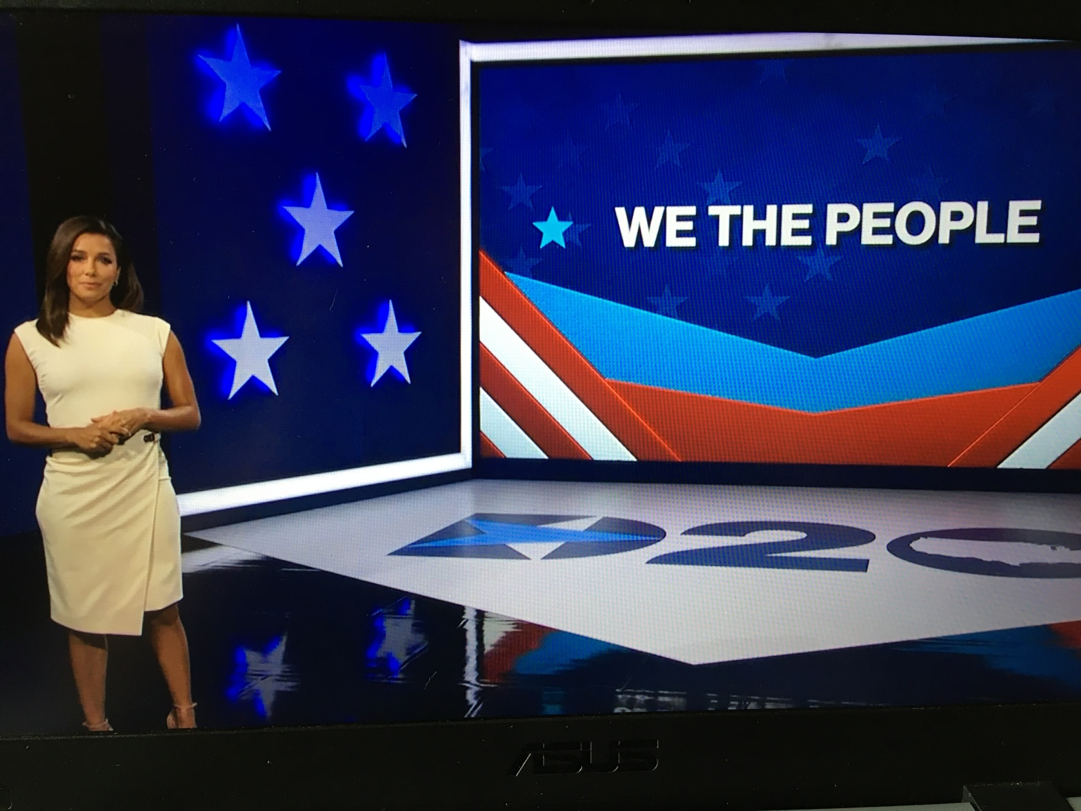 Eva Longoria Democratische conventie 2020